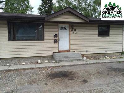 Fairbanks Multi Family Home For Sale: 1500 Denali Way