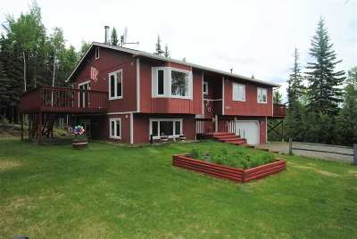 Fairbanks Single Family Home For Sale: 900 Luthers Loop