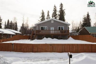 Fairbanks Single Family Home For Sale: 429 Farewell Avenue