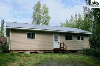 Fairbanks Single Family Home For Sale: 718 Barnum Drive