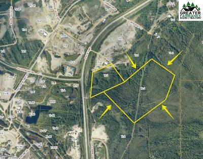 Fairbanks Commercial Lots & Land For Sale: Nhn Steese Highway