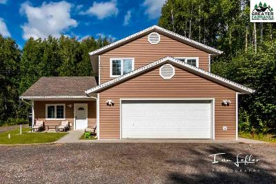 Fairbanks Single Family Home For Sale: 1145 Skyline Drive