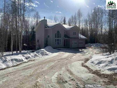 Fairbanks Single Family Home For Sale: 361 Crystal Road