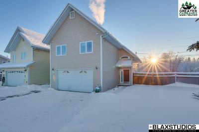 North Pole, Fairbanks, Ester, Salcha Rental For Rent: 5005 Palo Verde Avenue