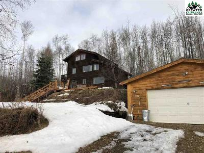 Fairbanks Single Family Home For Sale: 1202 Sundance Loop