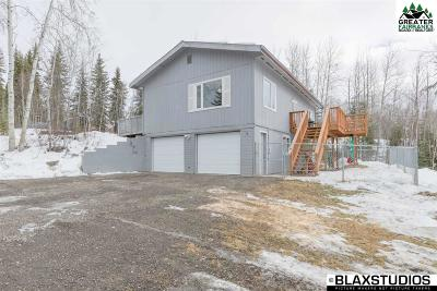 North Pole Single Family Home For Sale: 895 Lakloey Drive