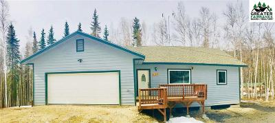 Fairbanks Single Family Home For Sale: 650 Manchester Loop