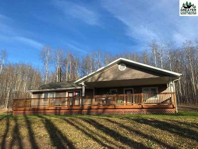 Fairbanks Single Family Home For Sale: 1084 N Old Steese Highway