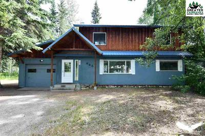 Fairbanks Single Family Home For Sale: 665 Wilcox