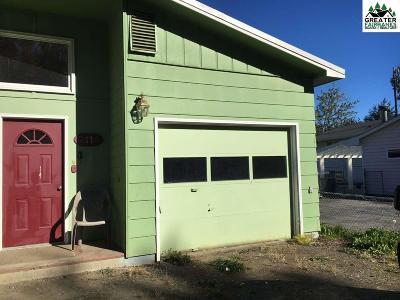 North Pole, Fairbanks, Ester, Salcha Rental For Rent: 2114 Eagan Avenue