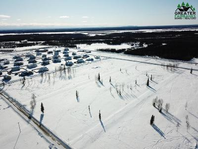 North Pole Residential Lots & Land For Sale: L6bm W First Avenue