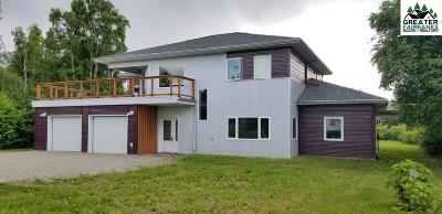 Fairbanks AK Single Family Home For Sale: $599,900