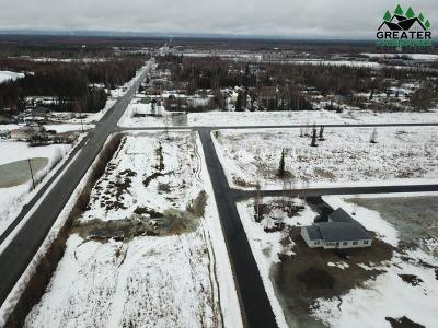 NORTH POLE Residential Lots & Land For Sale: L4bm W First Avenue