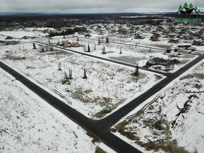 NORTH POLE Residential Lots & Land For Sale: L4bk W Second Avenue