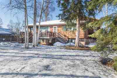 Fairbanks North Star Borough Single Family Home For Sale: 314 Iditarod Avenue
