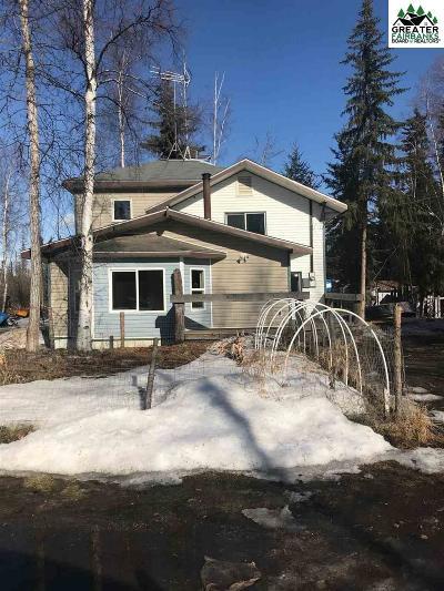 North Pole, Fairbanks, Ester, Salcha Rental For Rent: 2336 Old Richardson Highway