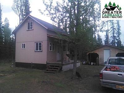 Denali Borough Single Family Home For Sale: Nhn Eisenhower Drive