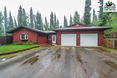 Fairbanks AK Single Family Home For Sale: $245,000