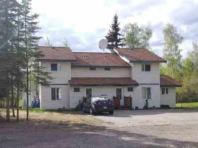 Fairbanks North Star Borough Duplex For Sale: 1416 Kent Court