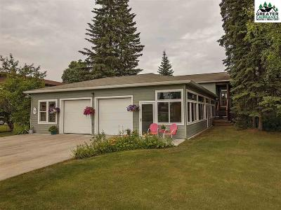 Fairbanks AK Single Family Home For Sale: $575,000