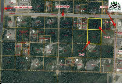 Residential Lots & Land For Sale: Nhn Davis Road