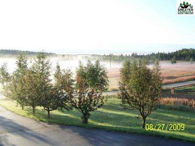 Fairbanks AK Single Family Home For Sale: $335,000