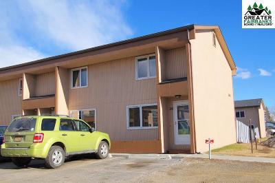 Fairbanks Condo/Townhouse For Sale: 5002 Dartmouth Drive