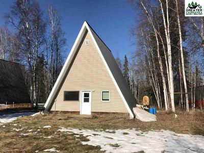 North Pole AK Single Family Home For Sale: $134,900