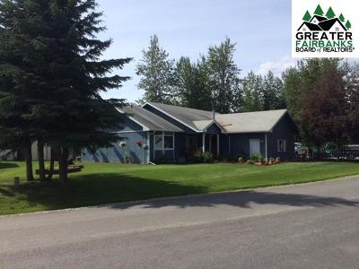 Fairbanks AK Single Family Home For Sale: $313,900