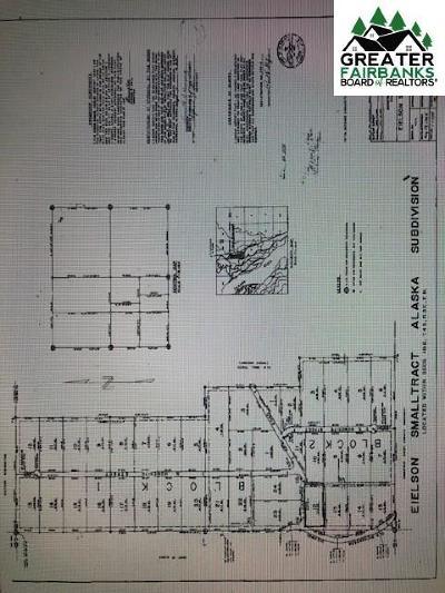 Salcha Residential Lots & Land For Sale: Nhn Old Richardson Highway