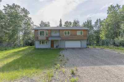 Fairbanks AK Single Family Home For Sale: $399,900