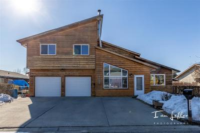 Fairbanks Single Family Home For Sale: 5145 Klondike Drive