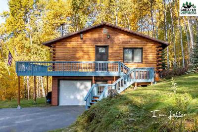 Fairbanks Single Family Home For Sale: 746 Aspen Heights Drive