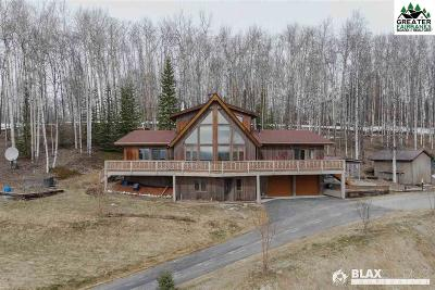 Fairbanks Single Family Home For Sale: 174 Eagle Ridge Road