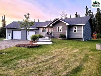 Delta Junction Single Family Home For Sale: 2768 Eielson Street