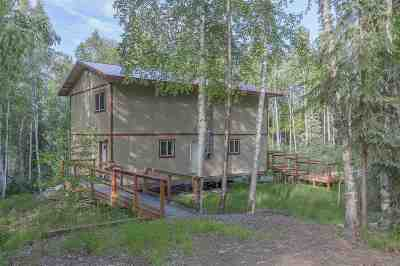 Fairbanks Single Family Home For Sale: 1130 Gull Road