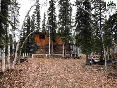 North Pole AK Single Family Home For Sale: $60,000