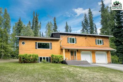 Fairbanks Single Family Home For Sale: 2260 George Road