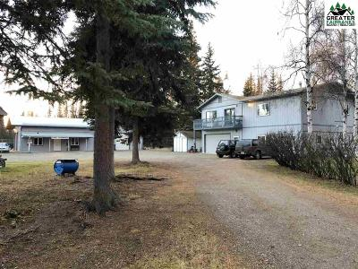 NORTH POLE Single Family Home For Sale: 2029 & 2037 Marble Court