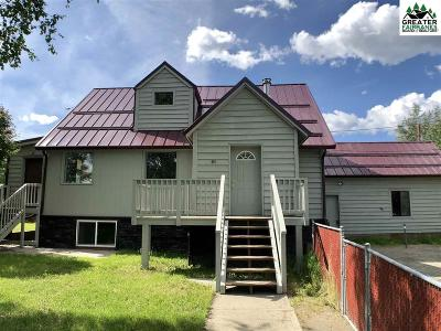 Fairbanks North Star Borough Single Family Home For Sale: 474 Trainor Gate
