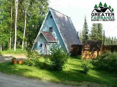 North Pole, Fairbanks, Ester, Salcha Rental For Rent: 960 Typhoon Drive