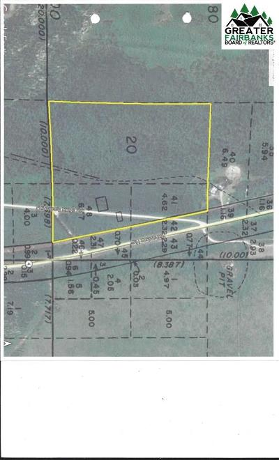 Delta Junction Residential Lots & Land For Sale: L41 Ft. Greely Ridge Road