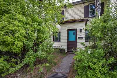 Single Family Home For Sale: 1309 First Avenue