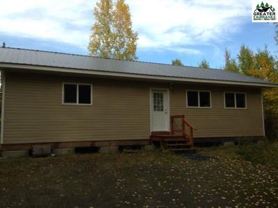 North Pole, Fairbanks, Ester, Salcha Rental For Rent: 723 Barnum Drive