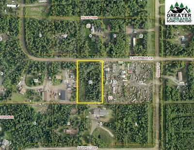 Fairbanks Residential Lots & Land For Sale: Nhn Goldenrod Circle