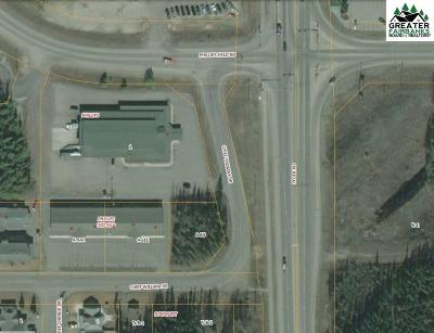 Fairbanks Commercial Lots & Land For Sale: Nhn Chief Thomas Drive