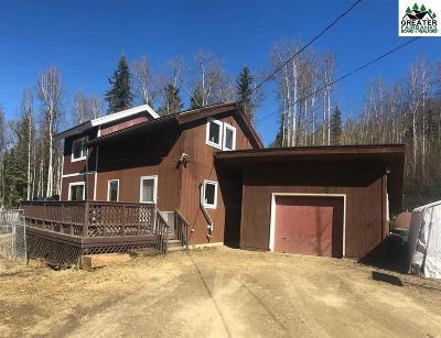 Fairbanks Single Family Home For Sale: 1161 N Earth Farm Court