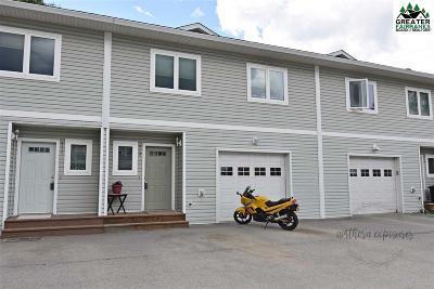Fairbanks Single Family Home For Sale: 713 Twenty-Fourth Avenue