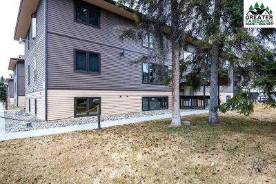 Fairbanks Condo/Townhouse For Sale: 28 Glacier Street