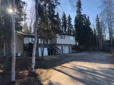 Fairbanks Duplex For Sale: 301 Ketchikan Avenue